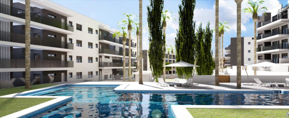 Lägenhet i Villamartin GAM8CBS1