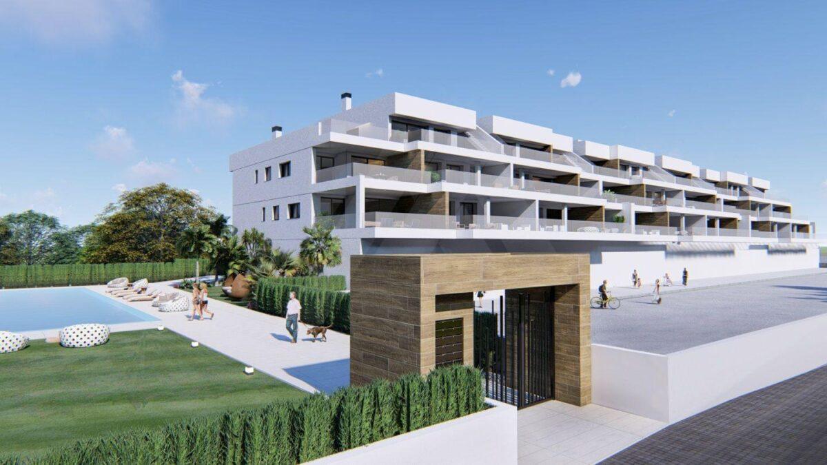 Apartment in Orihuela SME9CBS1