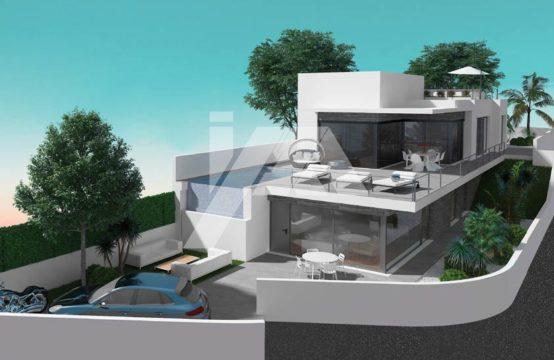 Modern villa MYP1ACBS1