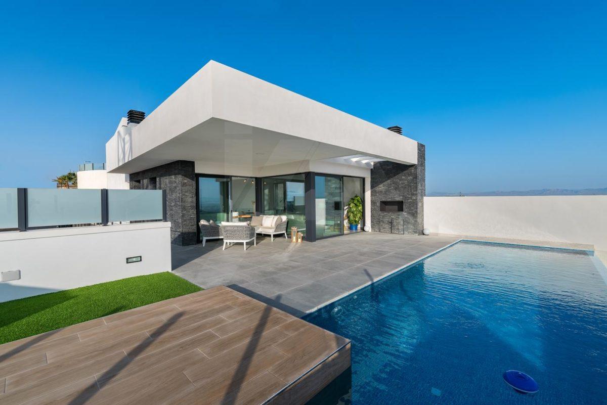 Villa i Rojales LAR4BCBS1