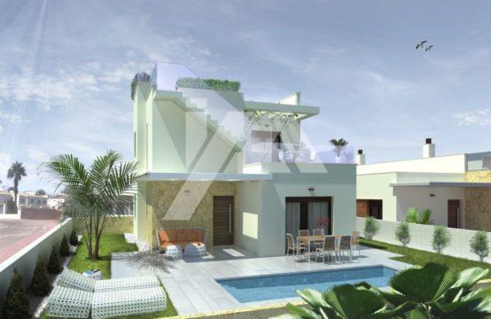 Villa met uitzicht op AGD1BCBS1