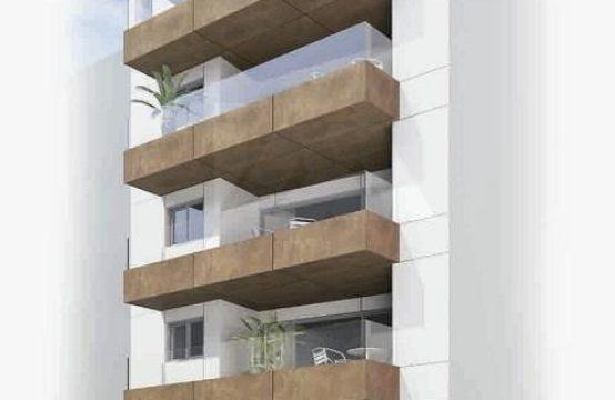 Apartament na najwyższym piętrze La Mata IPM1CCBS1