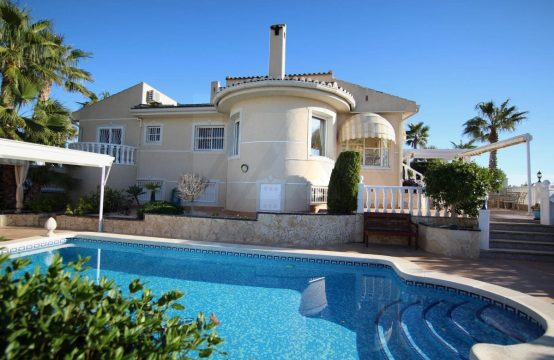 Great villa with an amazing view 33000-021