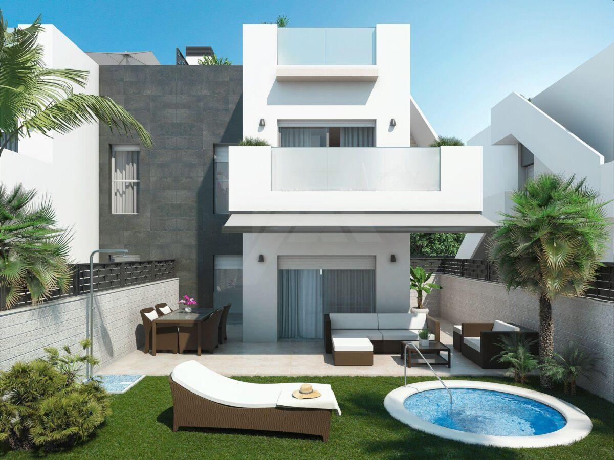 Lägenhet i Ciudad Quesada 11077-011