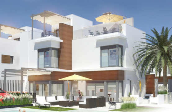 Nice semi detached villas 12054-010