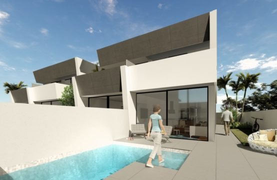 Townhouse in El Mojon 12021-110