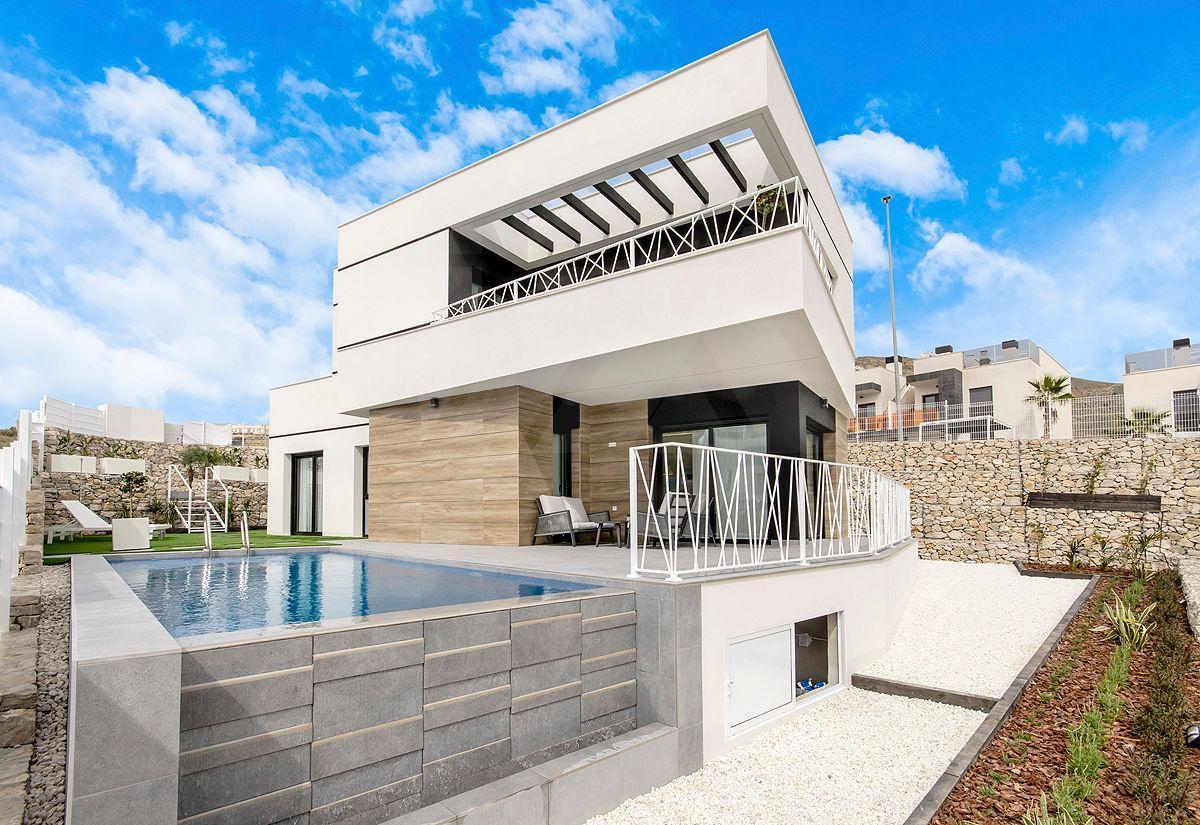 Villa i Finestrat 13011-030