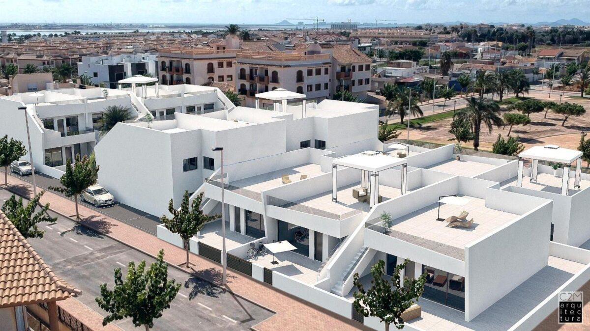 Lägenhet i San Pedro del Pinatar 11091-051