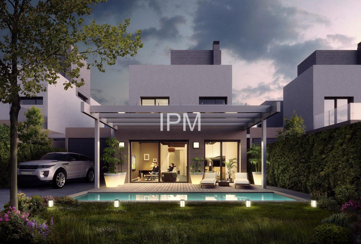 Nice villa in Los Alcázares 13107-010