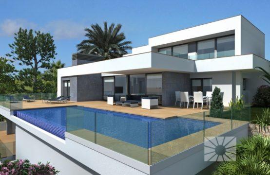 Great villa with a view in Cumbre del Sol 13123-050