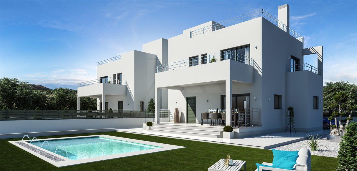 Nice townhouse in La Marina 12125-013