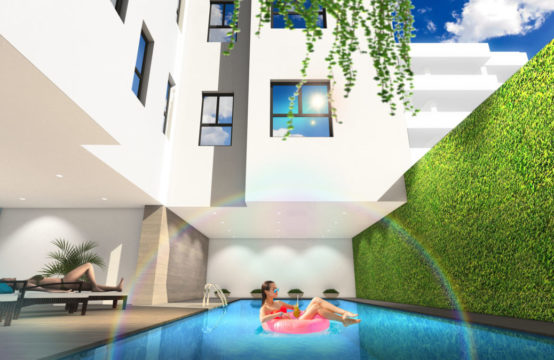 Apartment Penthouse in Torrevieja 11081-042