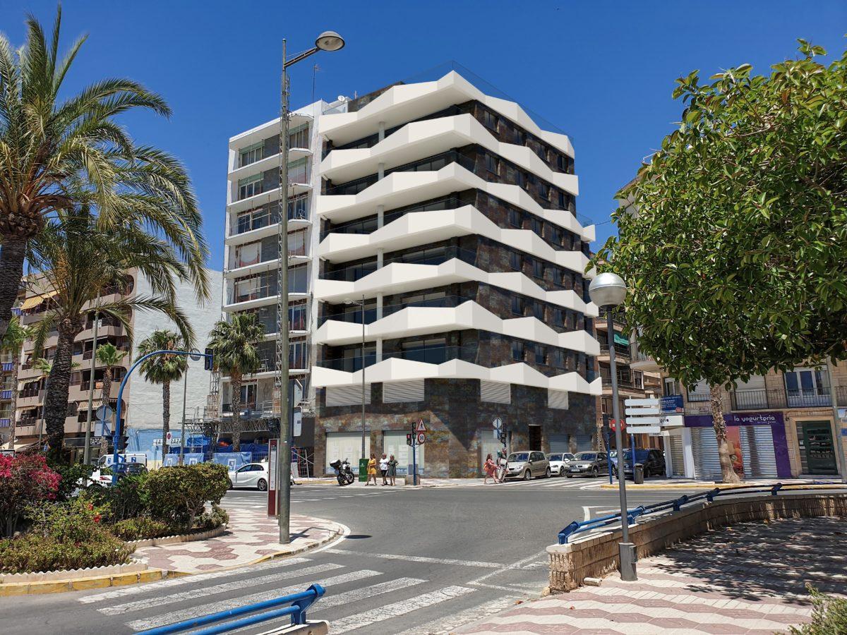 Lägenhet i Santa Pola 11125-022