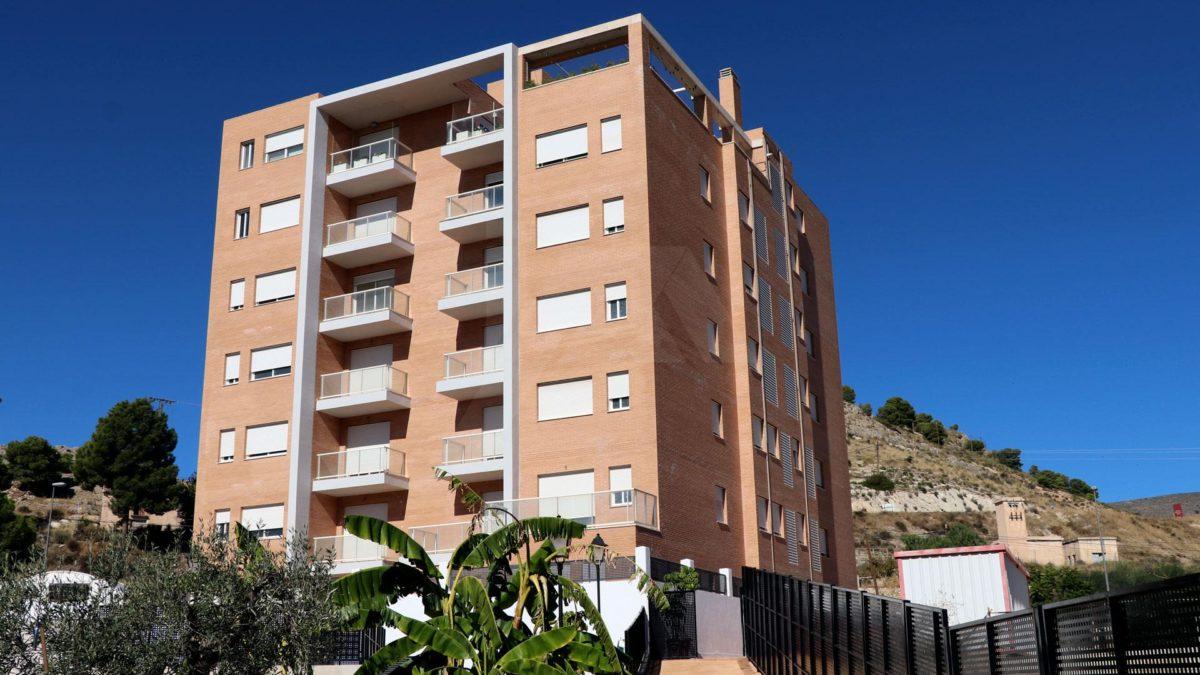 Fina lägenheter i Jijona 21125-042