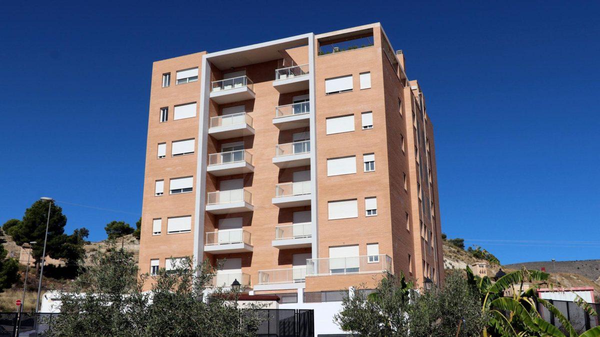 Stora lägenheter i Jijona 21125-041