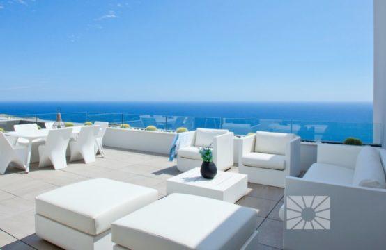 Amazing apartments in Cumbre del Sol 11123-031