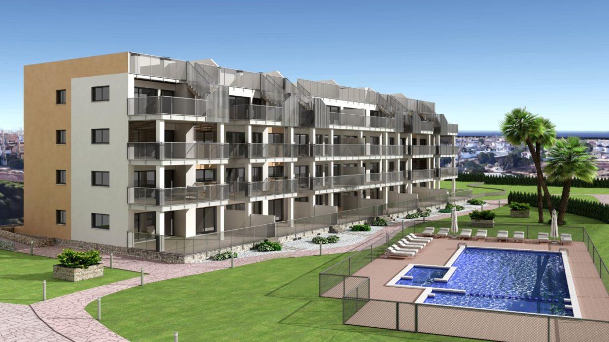 Lejlighed i Villamartin 11124-012