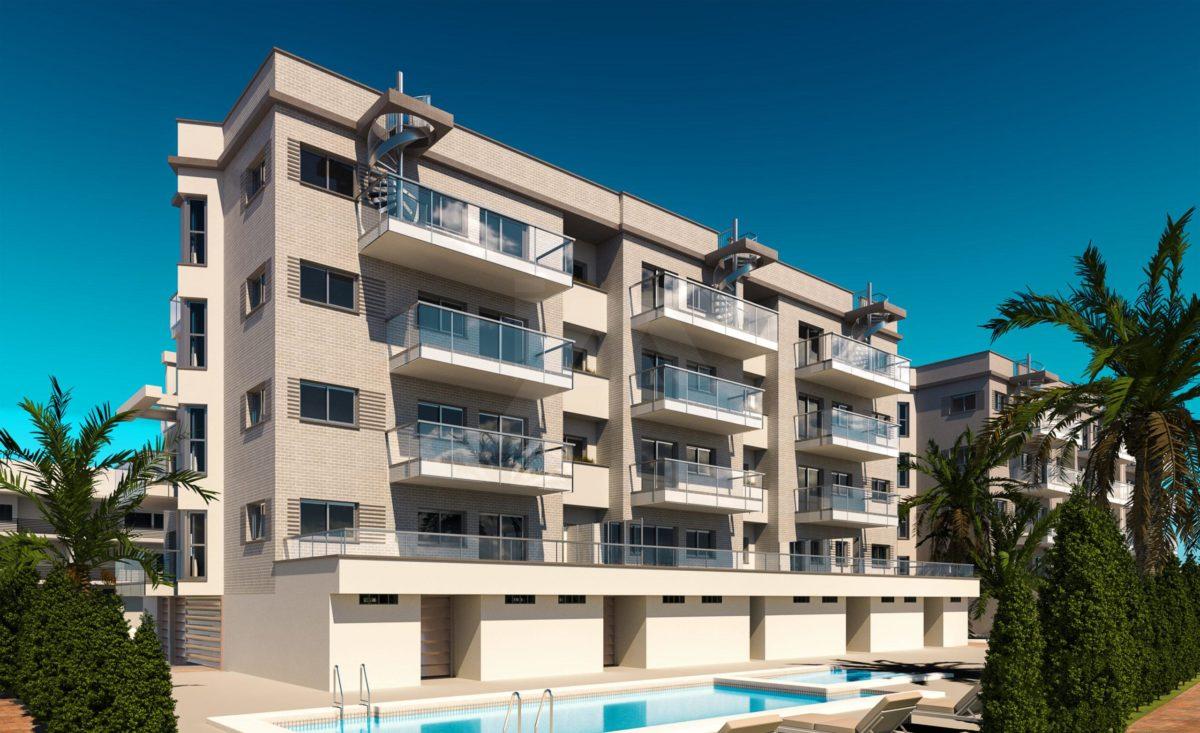 Lägenhet i Oliva 11126-052