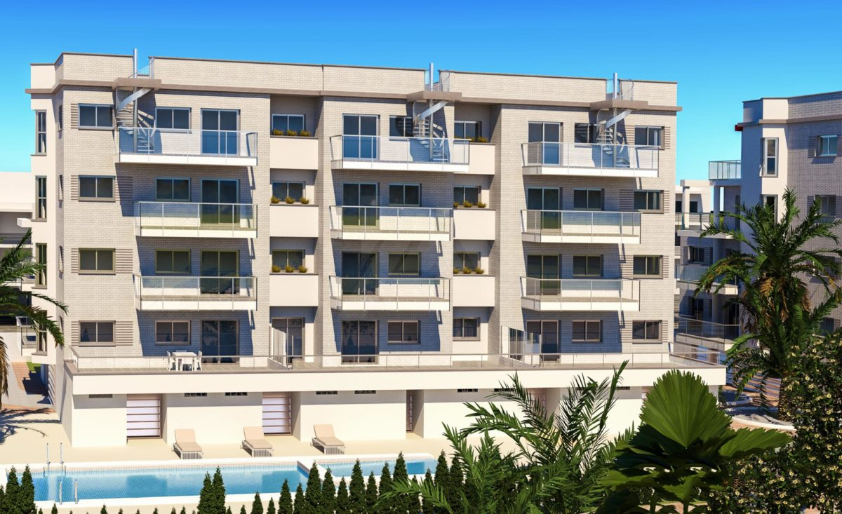 Nice apartments in Oliva 11126-053