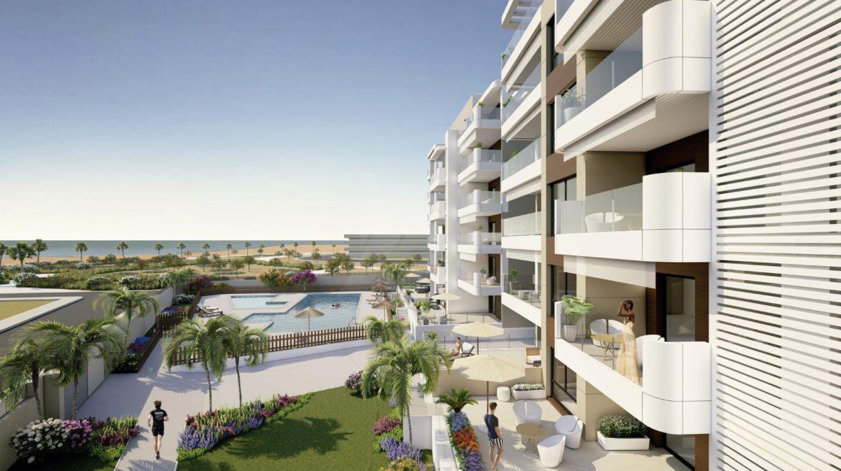 Lejlighed i Torre de la Horadada 11126-031