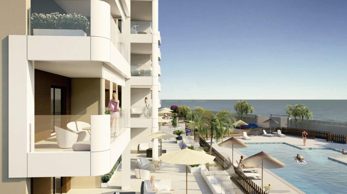 Apartment in Torre de la Horadada 11126-032