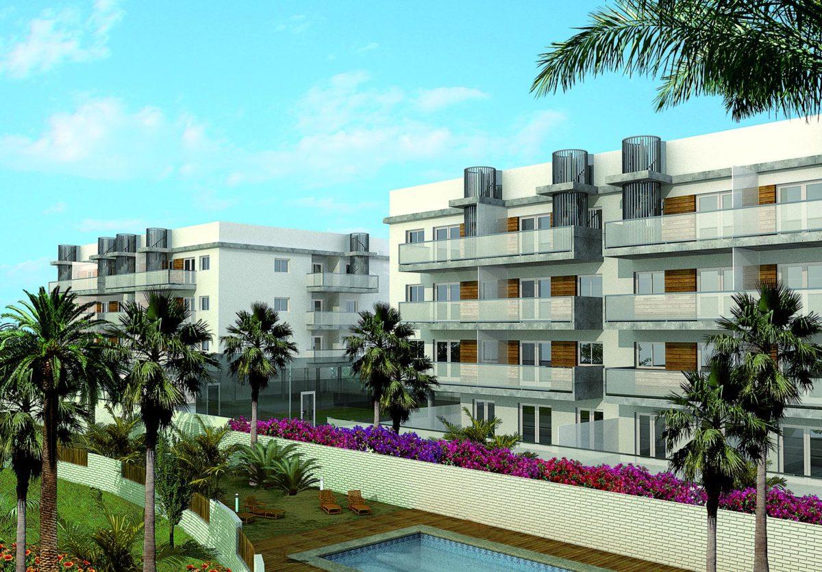 Nice apartment in Oliva 11126-051