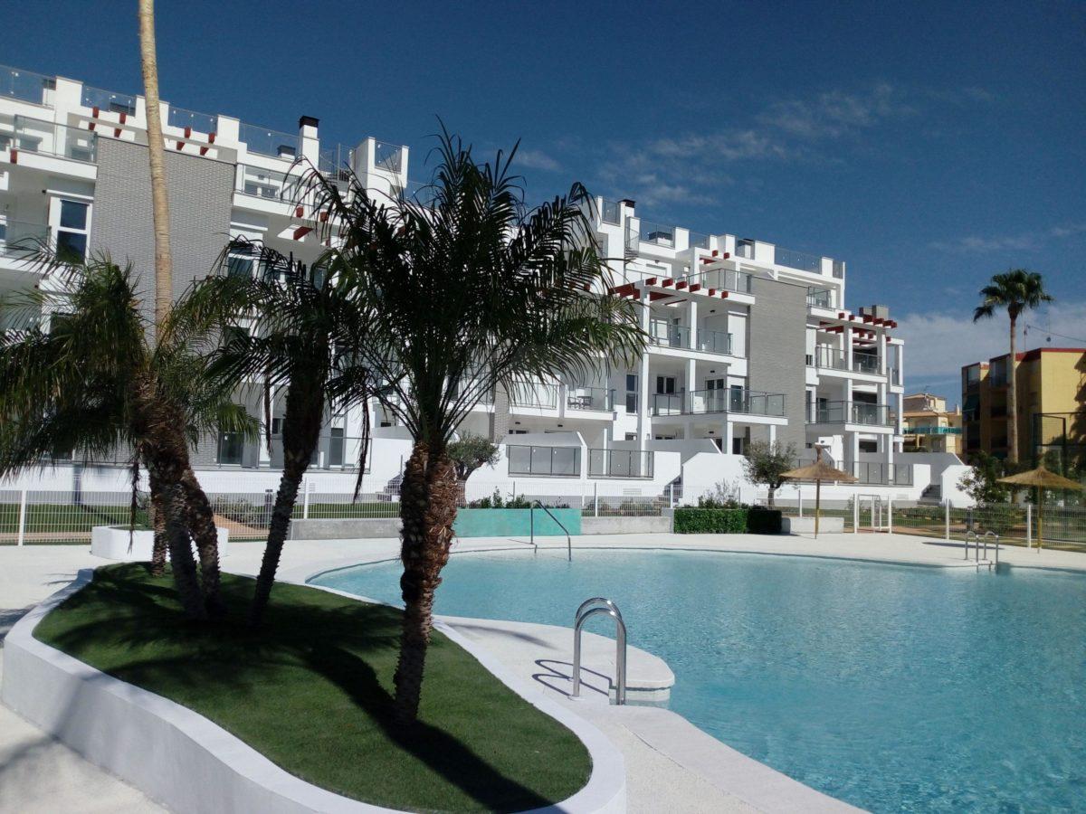 Nice apartment in Denia 11126-071