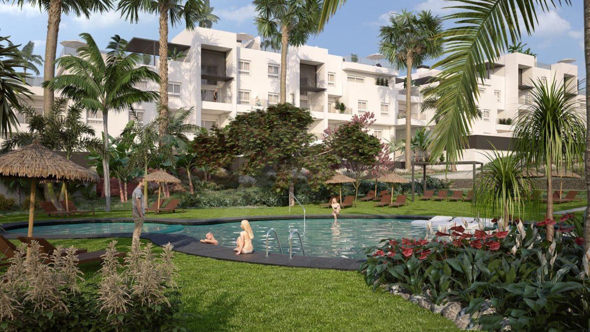 Great apartments in Punta Prima 11014-011