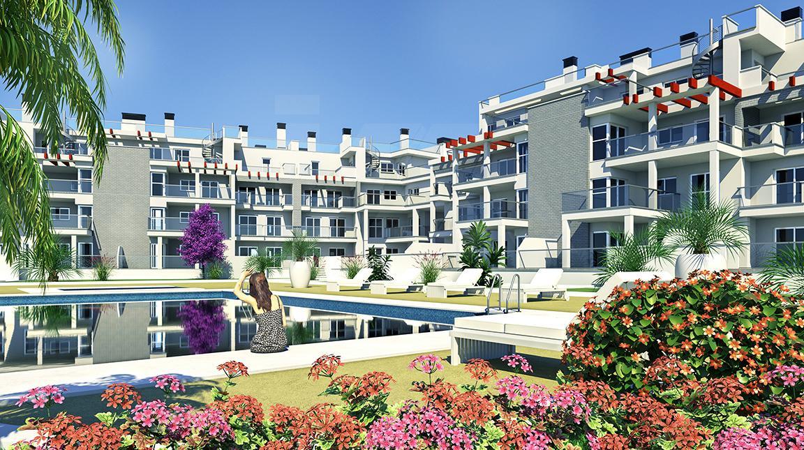 Great apartment in Denia 11126-072
