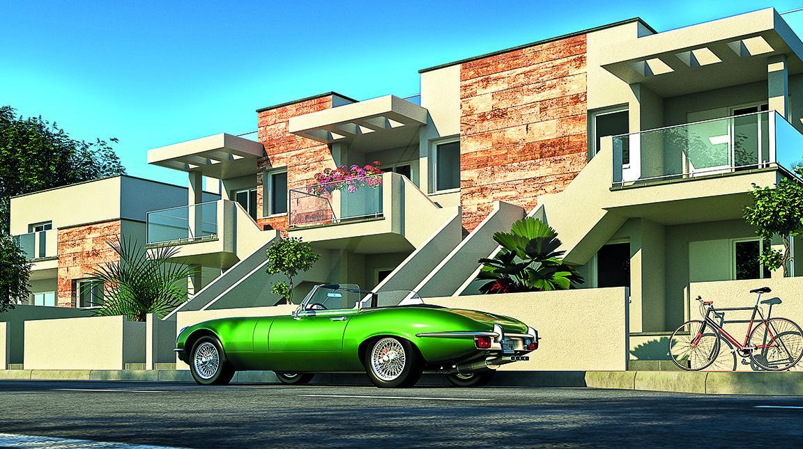 Lägenhet Bungalow i San Pedro den Pinatar 11126-040