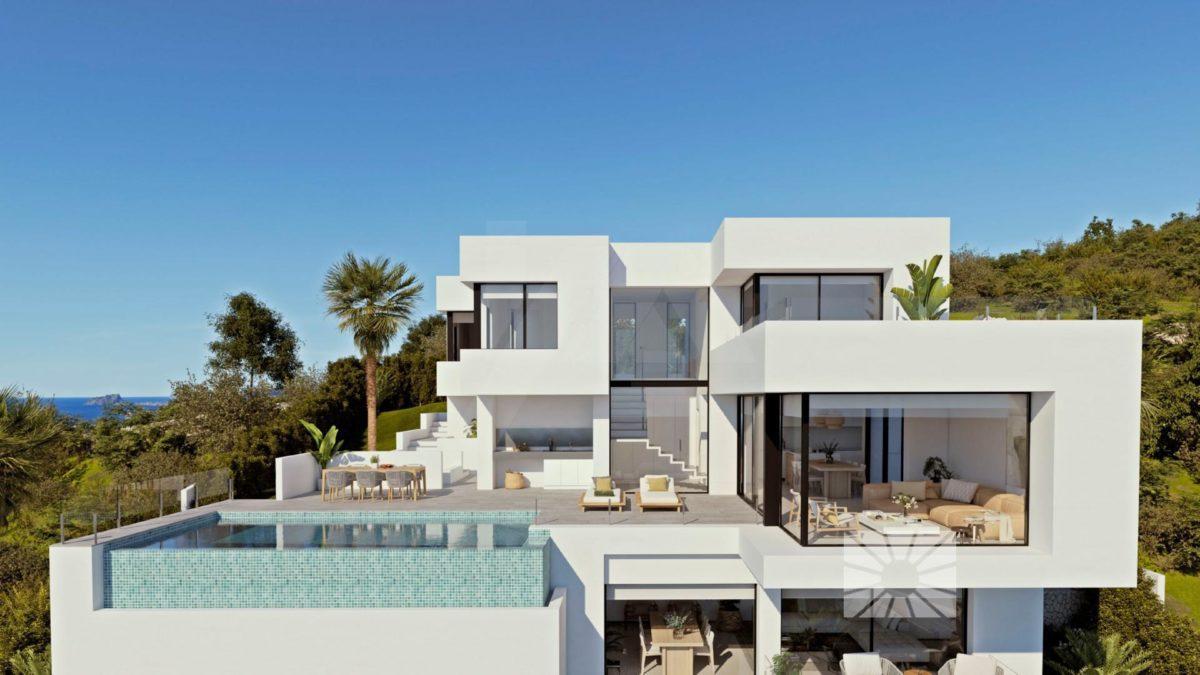 Villa in Cumbre del Sol 13123-140