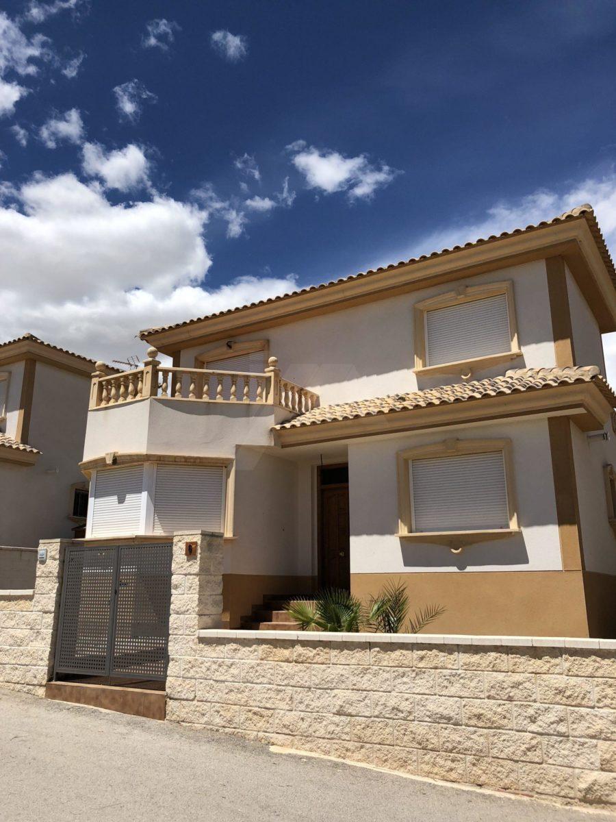 Villa Chalet en Fortuna 23131-021