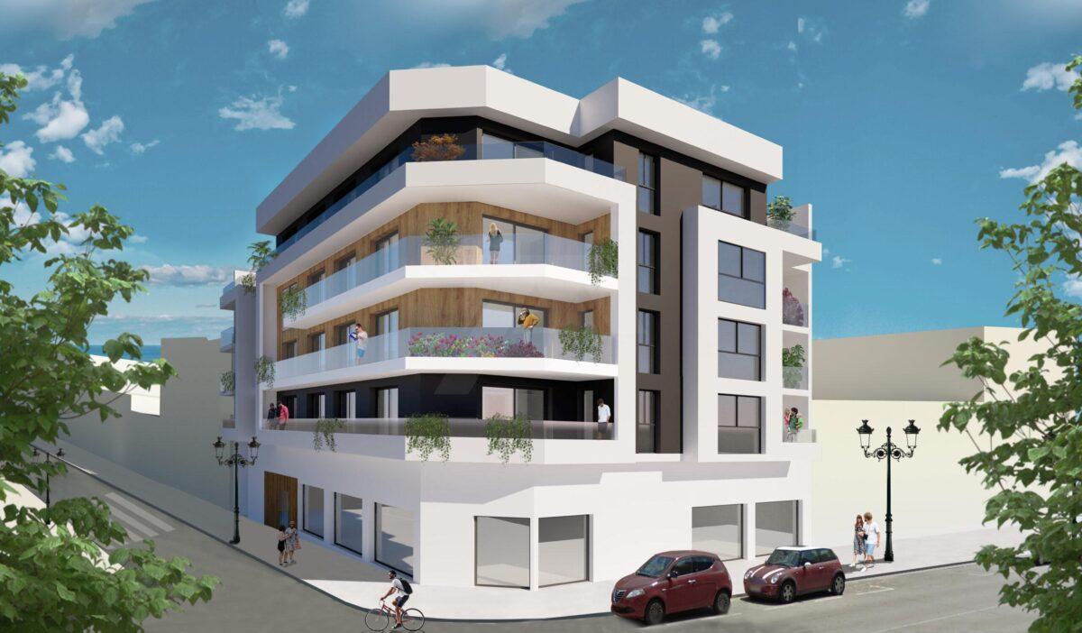 Lägenhet i Guardamar 11003-112