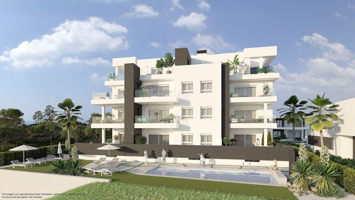 Lägenhet i Villamartin 11014-031