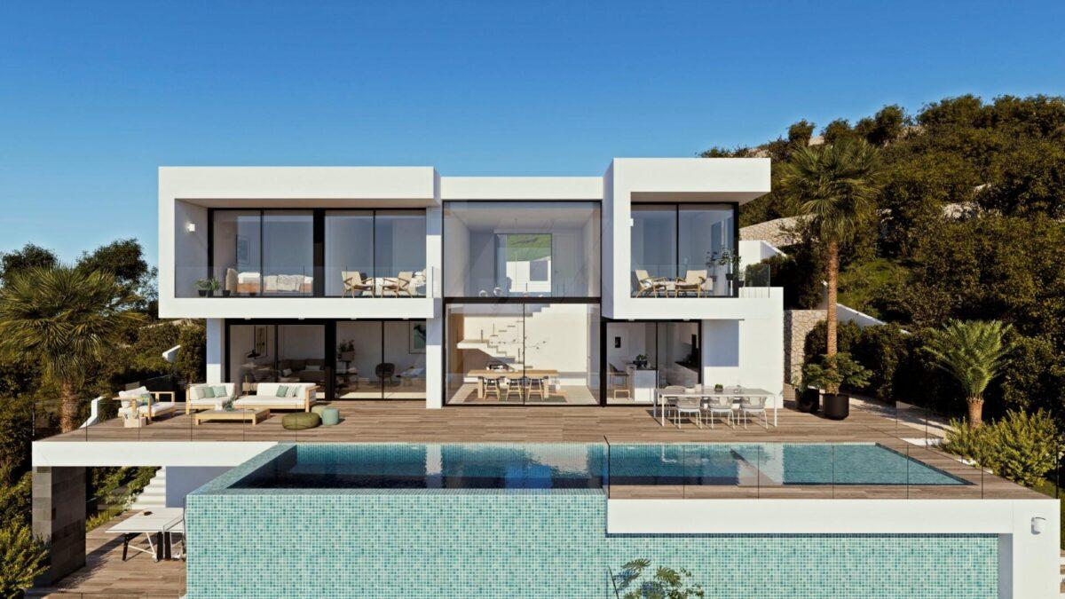 Villa à Cumbre del Sol 13123-113