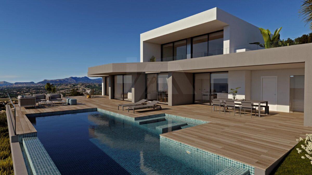Villa à Cumbre del Sol 13123-1113