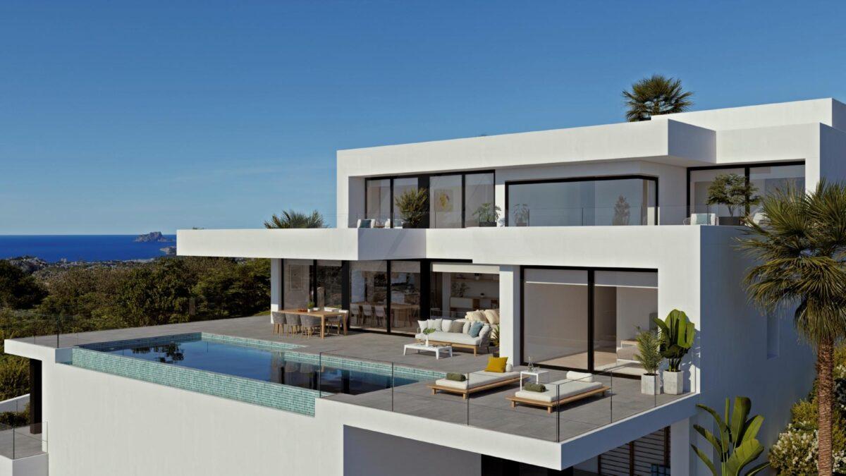 Villa à Cumbre del Sol 13123-1111