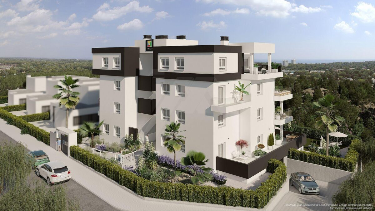 Apartments in Villamartin 11014-032
