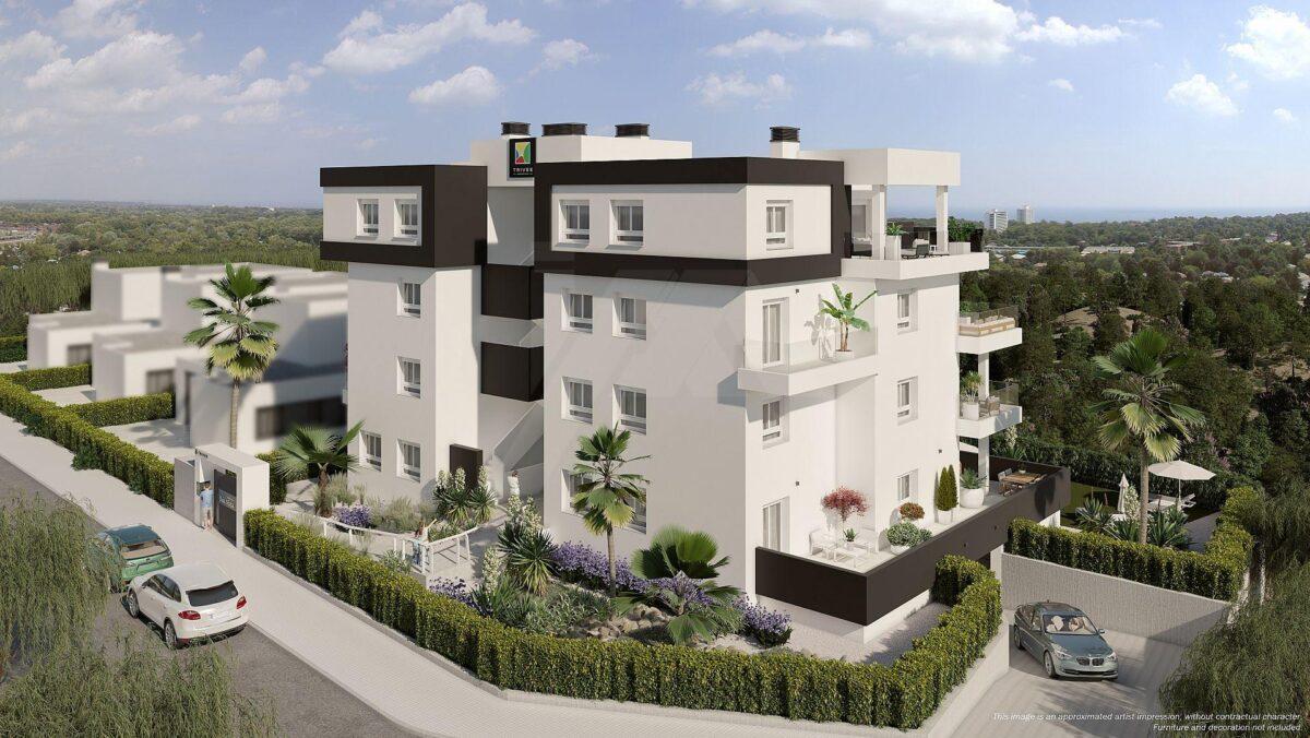 Apartmán ve Villamartinu 11014-032