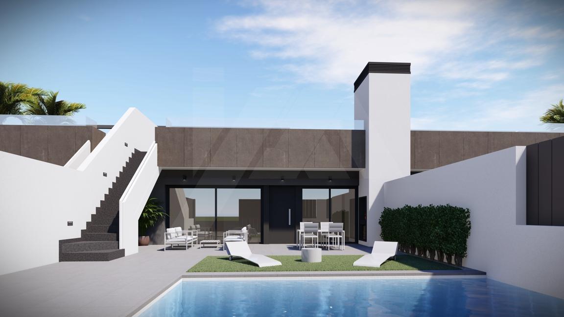 Casa adosada en Mar de Cristal 12021-150