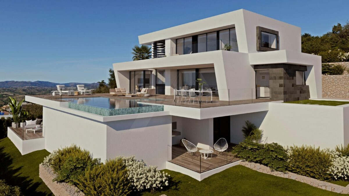 Villa in Cumbre del Sol 13123-1112