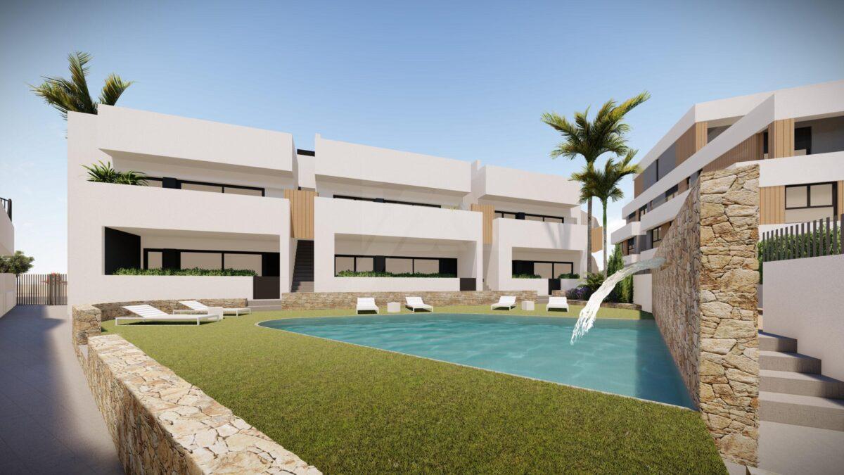 Apartment Bungalow in San Javier 11021-130