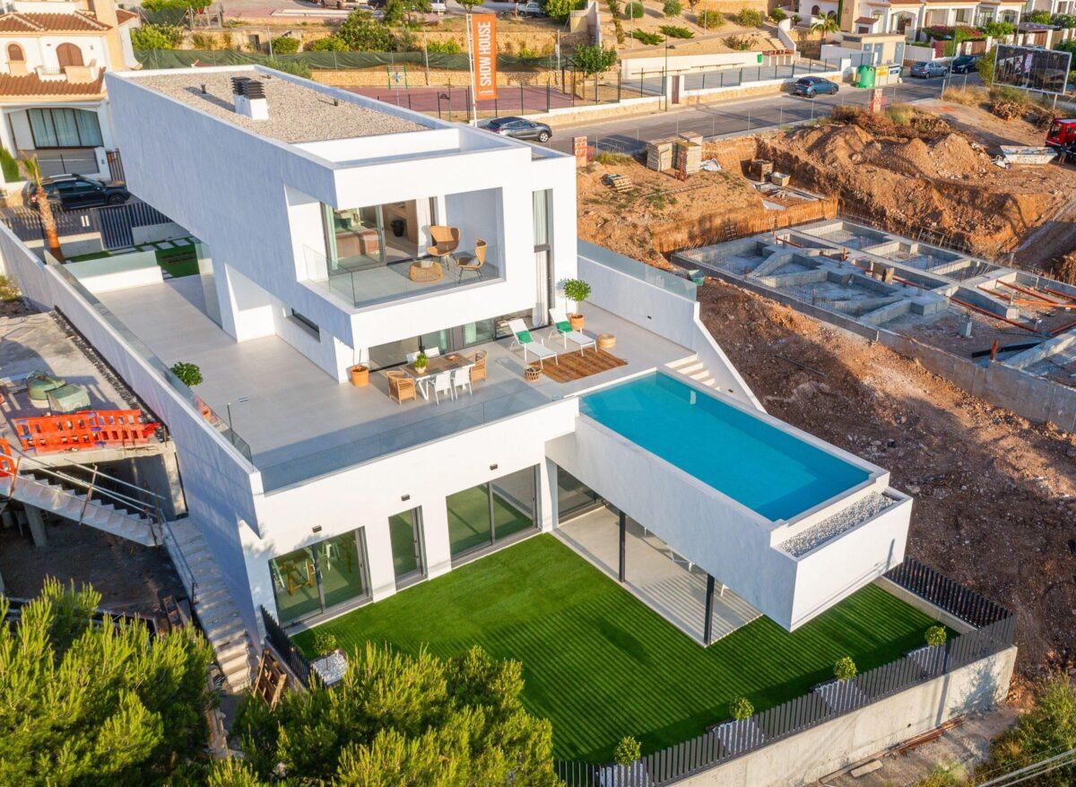 Villa à Polop 13008-021
