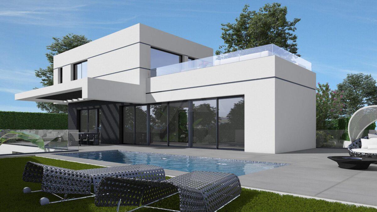Villas in Polop 13008-021