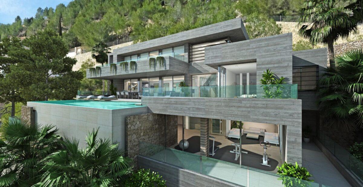 Villa à Cumbre del Sol 13123-1116
