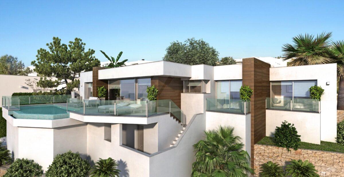 Villa en Cumbre del Sol 13123-073