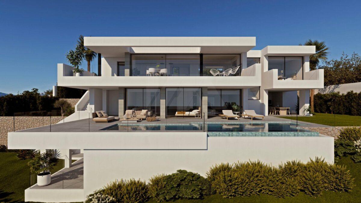 Villa à Cumbre del Sol 13123-1110