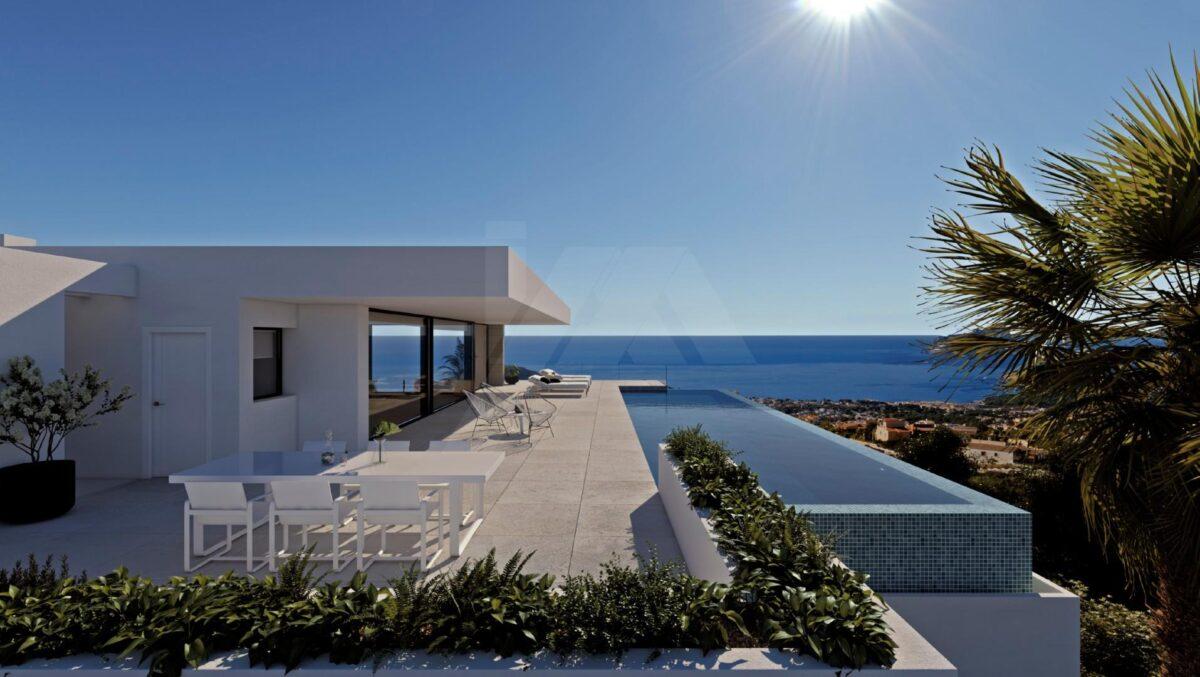 Villa à Cumbre del Sol 13123-1114