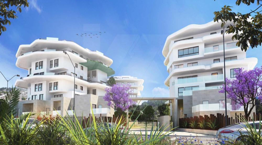 Lejlighed i Villajoyosa 11067-043