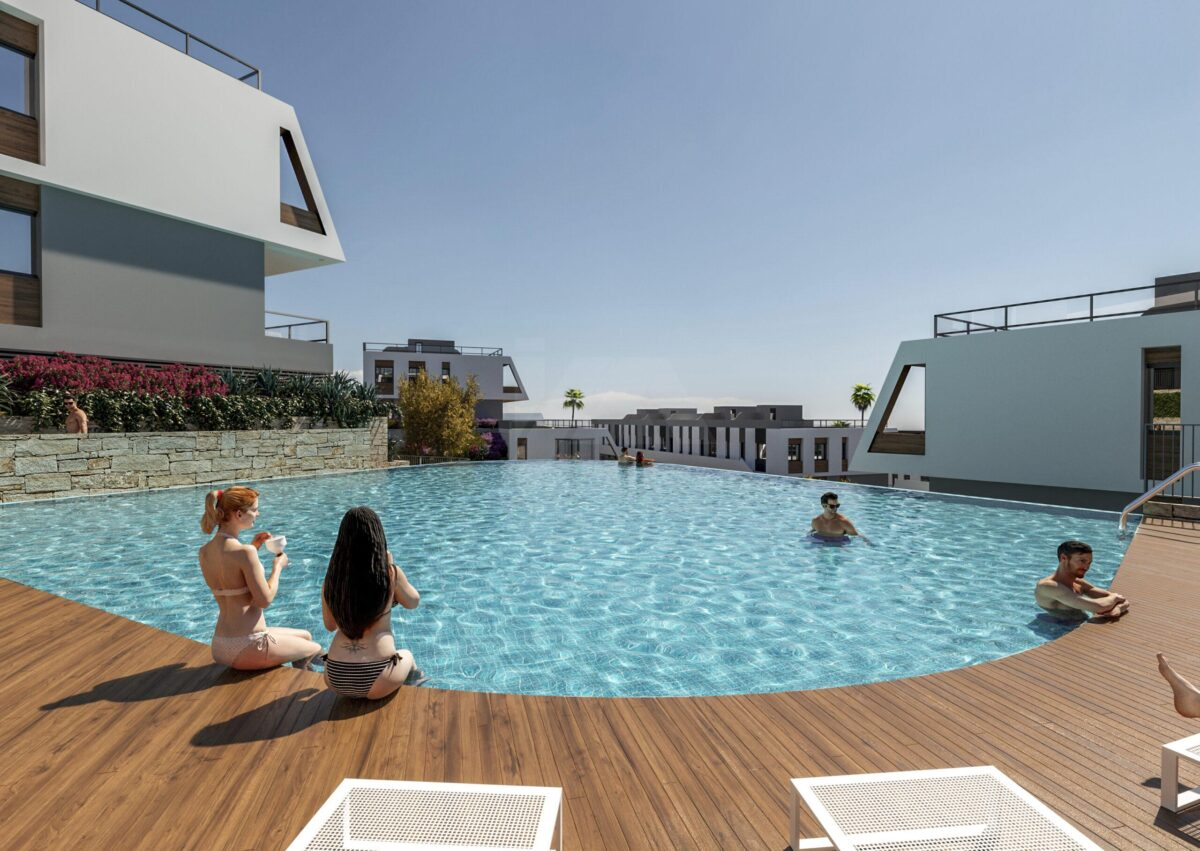 Apartmán v Gran Alacant 11101-032